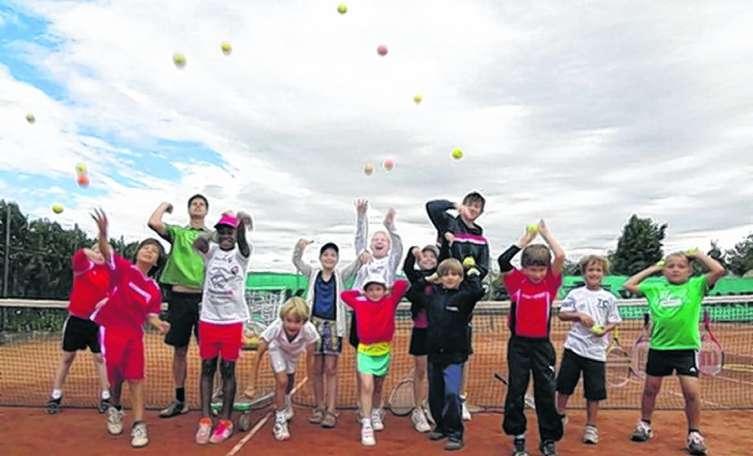 Sportliche Betätigung und kreative Programme für