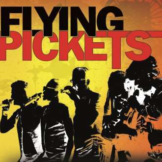 The Flying Pickets: Xmas-Tour 2019