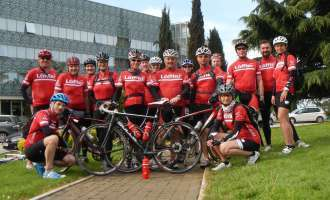 Rennrad-Trainingslager in Kroatien