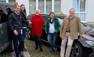 Seniorentaxi in Oberneukirchen ab 2020