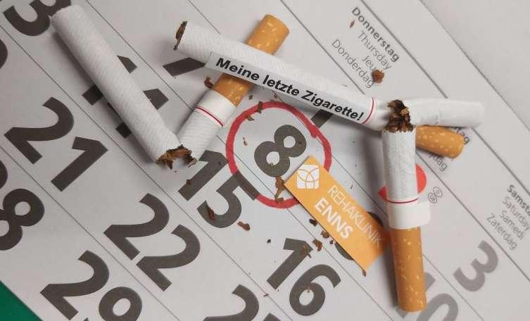 La clinica di riabilitazione Enns riprende il programma per smettere di fumare thumbnail