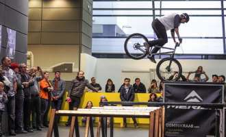 Bike Visions 2017 im Ars Electronica Center