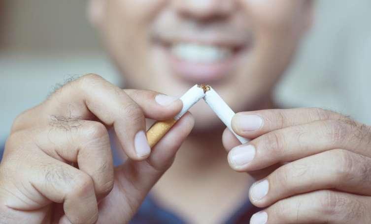 Halsschmerzen beim rauchen aufhoren