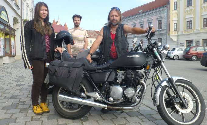 19. Internationale Motorradfahrer-Treffen in Eggenburg - Horn