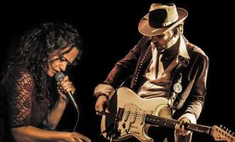 Benefizkonzert: Meena Cryle & The Chris Fillmore Band in der Syrnau