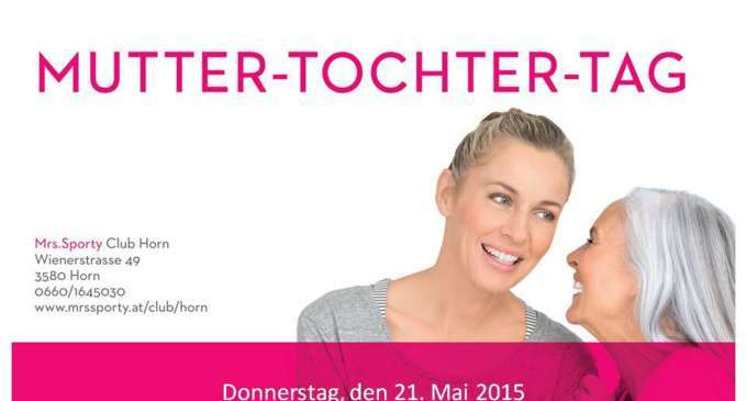 tag mutter mit tochter