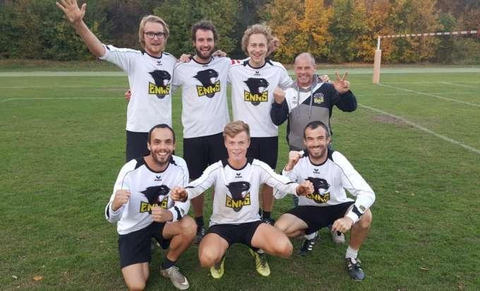 b94c3f5cd767e5 Die zweite Mannschaft des AWN TV Enns holt Herbstmeistertitel in der  Landesliga