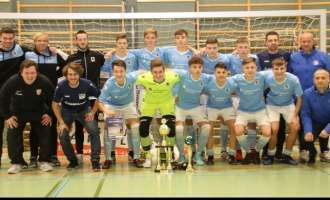 2. International Indoor-Cup in Enns
