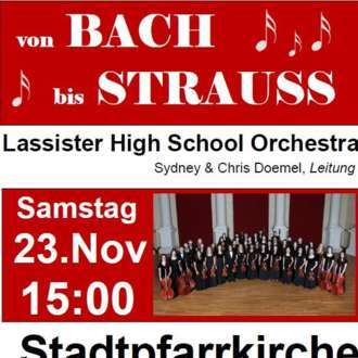 Lassister Hight School Orchestra