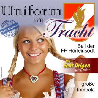 Uniform trifft Tracht