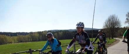 Rahmsuppentour (Mountainbike)
