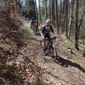 Tagestour Mountainbike