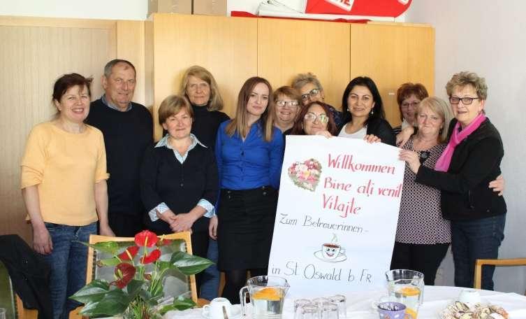 Frauenfrhstckstreffen Rohrbach - centro Rohrbach