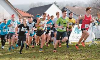 Cross Country Lauf in Walpersbach