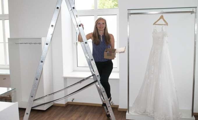 Eigener Brautsalon In Perg Erfullt Grossen Lebenstraum