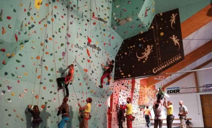 1 Kletterfest Der Kletterhalle Gramastetten Voller Erfolg