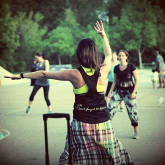 "VHS-Krems: ""Zumba® Open Air"""