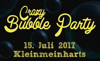 Crazy Bubble Party
