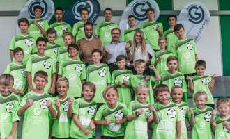Juniors am Ball der Technik in Ried im Traunkreis