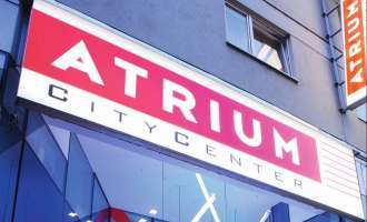 All I need everyday – im Atrium City Center