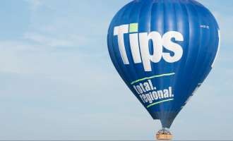 Taufe des Tips-Ballons Teil 2