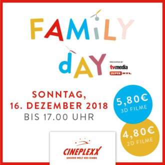 Cineplexx Family Day