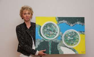 Vernissage in Andorf