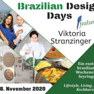 Brazilian Design Days - Featuring Viktoria Stranzinger