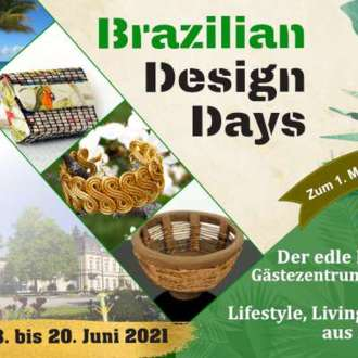 Brazilian Design Days - Gästezentrum Bad Hall