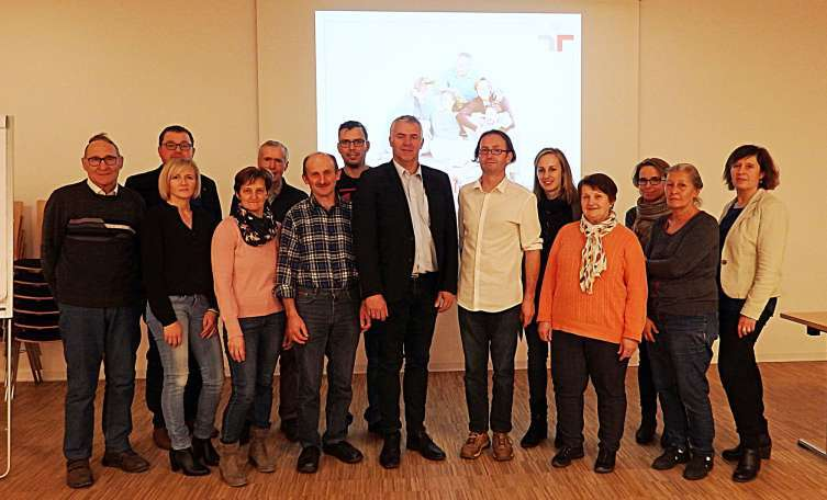 Re-Audit-Workshop für Familienfreundliche Gemeinde Bad Traunstein