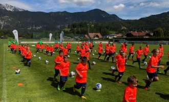 Fußball-Trainingscamp in Windischgarsten