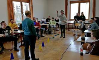 Workshop Sicher unterwegs