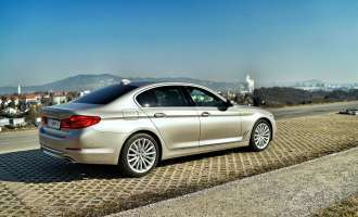 BMW 540i xDrive - Mister Perfect