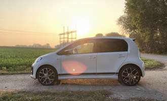VW Up GTI - Im Namen des Vaters