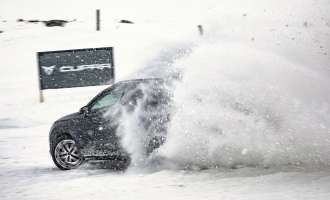 CUPRA: Drifts makes you Smile