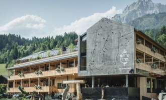mama thresl: Urban Soul-Domizil in Leogang