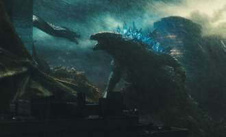 Godzilla II: King of the monsters in der 4DX Extreme Version