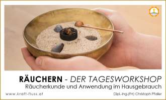 Räuchern - Der Tagesworkshop