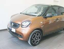 Smart forfour Perfect twinamic
