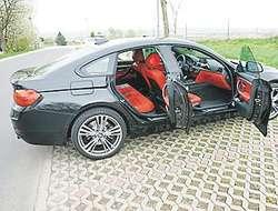 BMW 435i xDrive Gran Coupe, BJ 10/14,