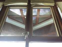 Velux Dachflächenfenster / Schwingflügelfenster
