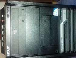 Acer Veriton M480G Dual Core 3.0GHz 17