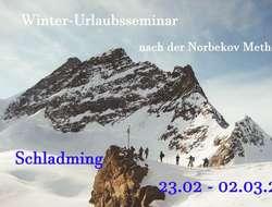 Winter-Urlaubsseminar nach Norbekov Methode