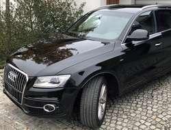 Audi Q5 2,0 quattro Sport S-tronic