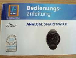 Analoge Smart Watch