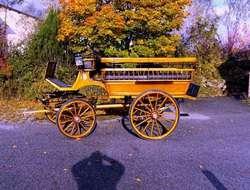 1a Gesellschaftswagen für Zwei- und Vierspänner