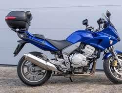 Verkaufe Motorrad Honda CBF 1000 ABS blau