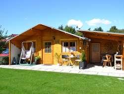 Perg Gartenhaus 35 m² auf Pachtgrund zu verkaufen