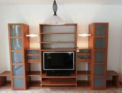 Komplettes Wohnzimmer von Brinkmann, Serie Mediano