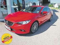 Wunderschöner Mazda 6 CD175,